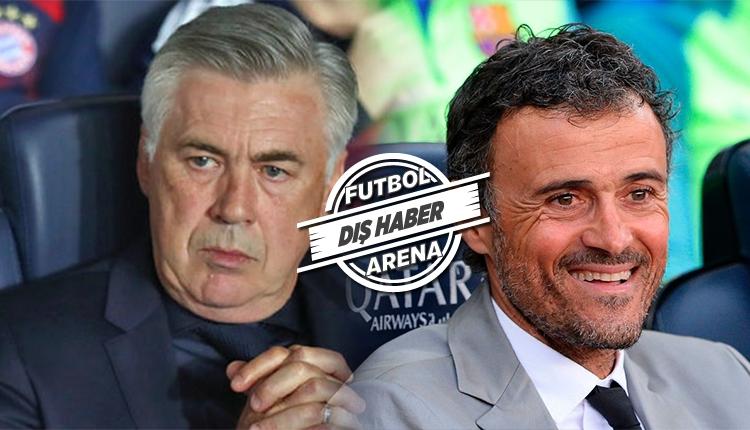 Arsenal'in yeni teknik direktörü kim olacak? Ancellotti mi, Luis Enrique mi?