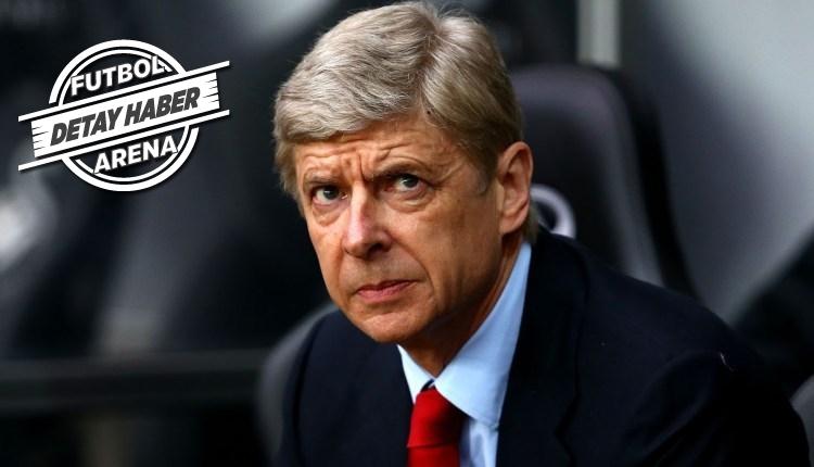 Arsene Wenger'in kariyerinde Galatasaray damgası