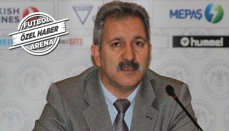 Atiker Konyaspor'da Fatih Yılmaz:
