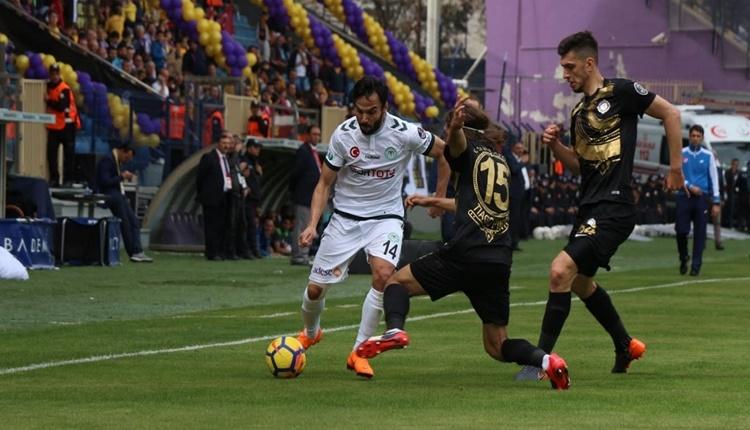 Atiker Konyaspor'un umut haftası