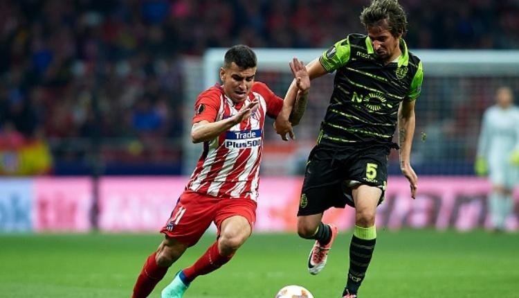 Atletico Madrid 2-0 Sporting Lizbon maç özeti ve golleri İZLE