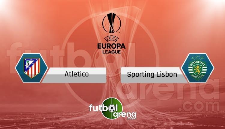 Atletico Madrid - Sporting Lizbon maçı TİVİBU SPOR 2 canlı ve şifresiz İZLE