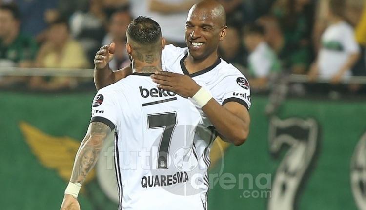 Ryan Babel'nin Akhisarspor'a attığı golü İZLE