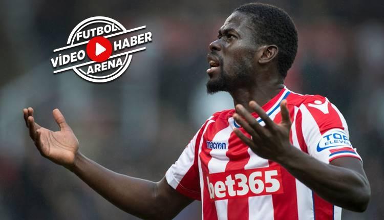 Badou Ndiaye Premier Lig'de ilk golünü attı (İZLE)