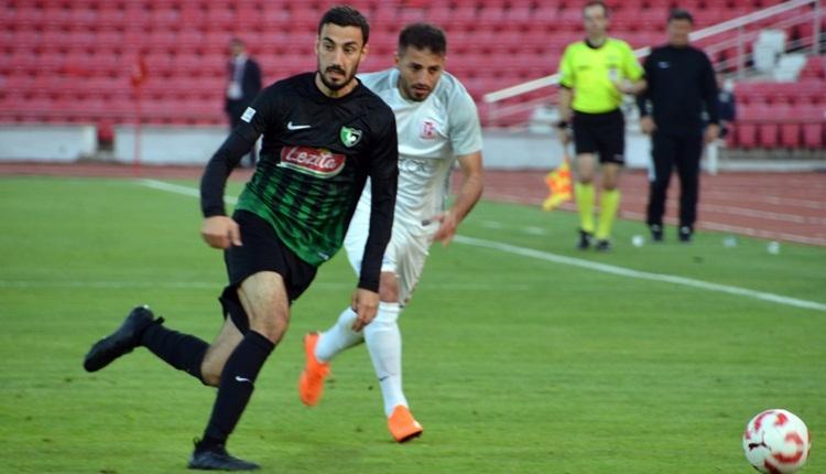Balıkesirspor 2-1 Denizlispor maç özeti ve golleri (İZLE)