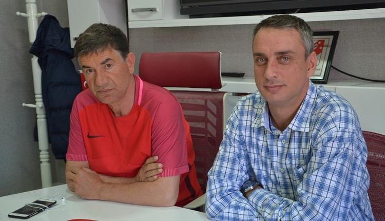 Balıkesirspor'da Giray Bulak'tan play-off iddiası