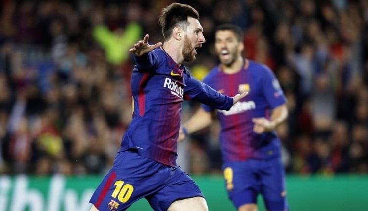 Barcelona 4-1 Roma maç özeti ve golleri (İZLE)