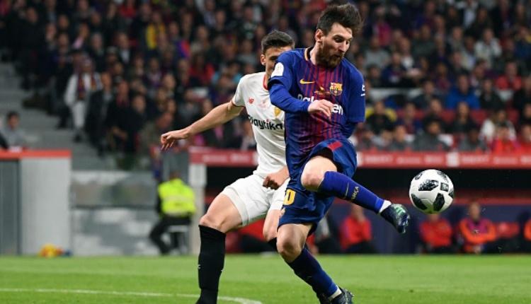 Barcelona 5-0 Sevilla maç özeti ve golleri (İZLE)