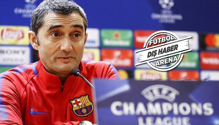 Barcelona, Valverde'yi gönderecek mi?