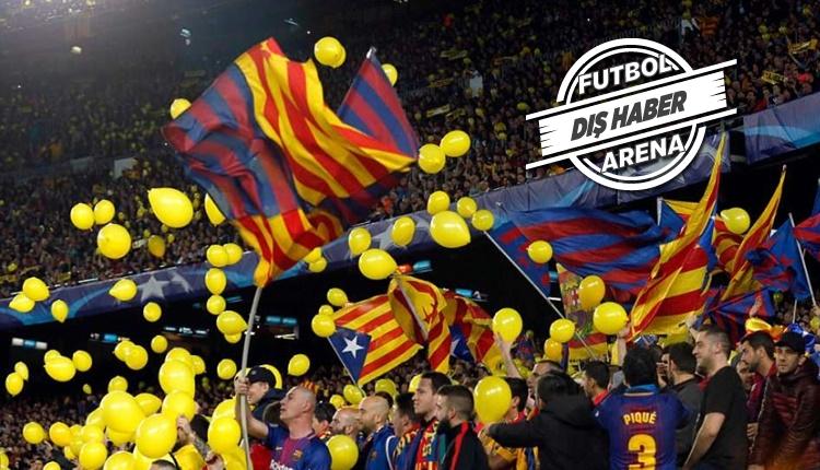 Barcelona'ya UEFA'dan soruşturma