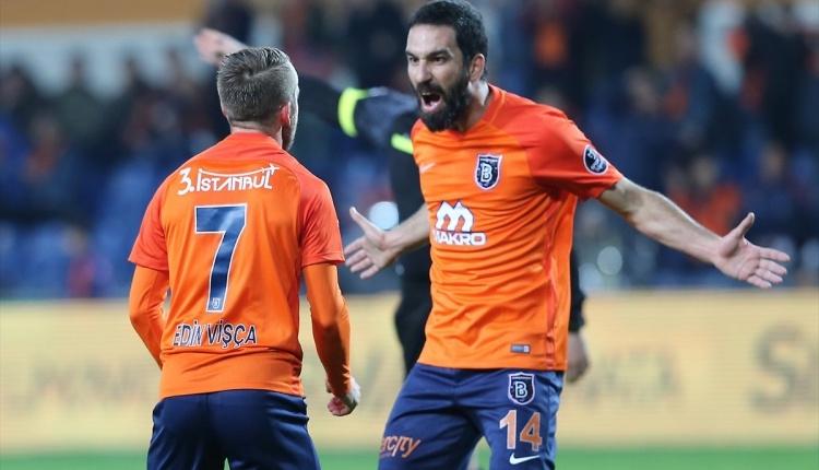 Başakşehir 3-1 Kayserispor maç özeti ve golleri (İZLE)