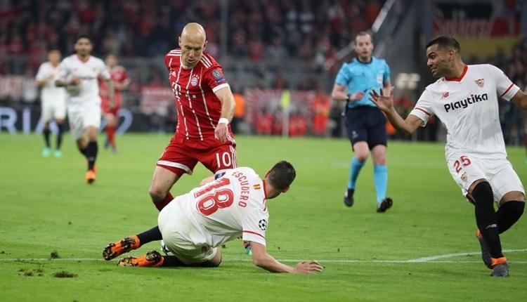 Bayern Münih 0-0 Sevilla maç özeti (İZLE)