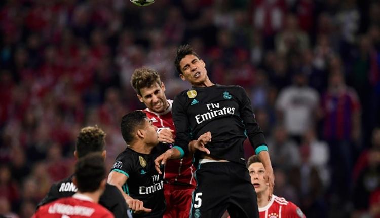 Bayern Münih 1-2 Real Madrid maç özeti ve golleri (İZLE)