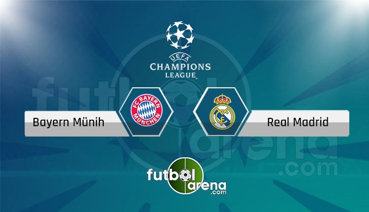 Bayern Munih Real Madridmaçı Tivibu Sporcanlı şifresiz izle