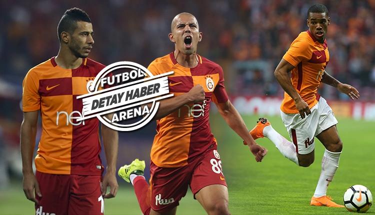 Belhanda, Rodrigues ve Feghouli'den 24 gollük katkı