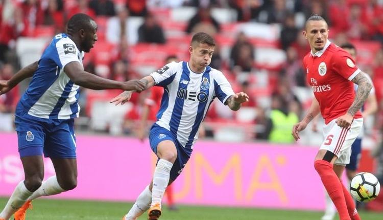 Benfica 0-1 Porto maç özeti ve golü (İZLE)