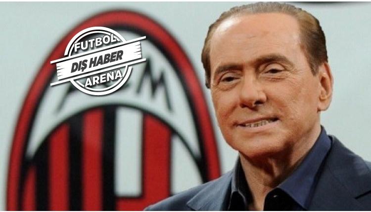 Berlusconi açıkladı: 'Milan'ı geri alacağım'