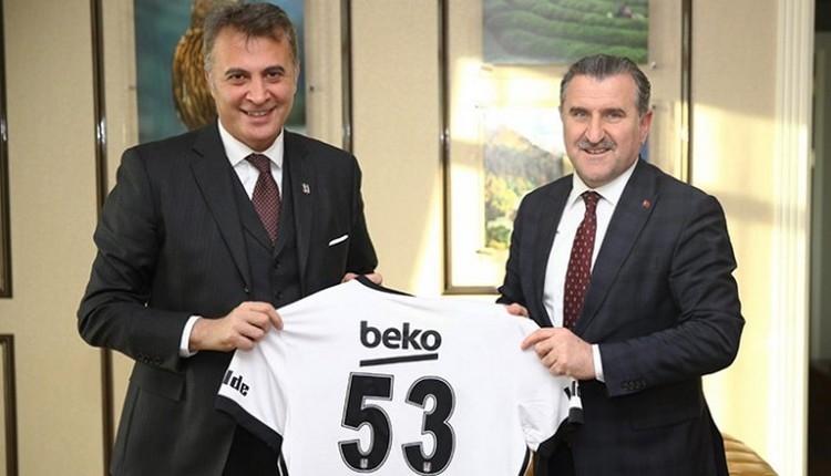 Beşiktaş, Fenerbahçe derbisine çıkmayacak mı? Fikret Orman'dan Osman Aşkın Bak'a yanıt