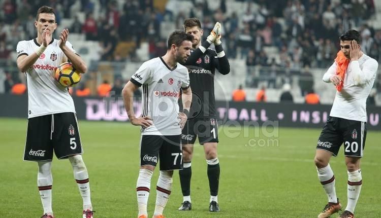 Beşiktaş ligde kalesini gole kapadı
