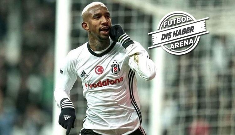 Beşiktaş Transfer: Talisca'da flaş gelişme! Çarpıcı iddia! (13 Nisan 2018 BJK Haberleri)