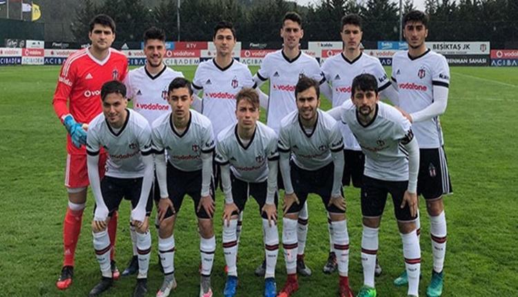 Beşiktaş U21, şampiyonluğunu ilan etti