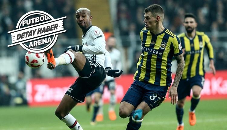 Beşiktaş ve Fenerbahçe'den 3 haftada 9'ar gol