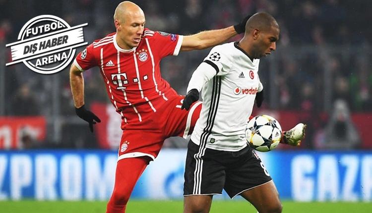Beşiktaş ve Fenerbahçe'nin transfer gözdesi Robben son kararını verdi