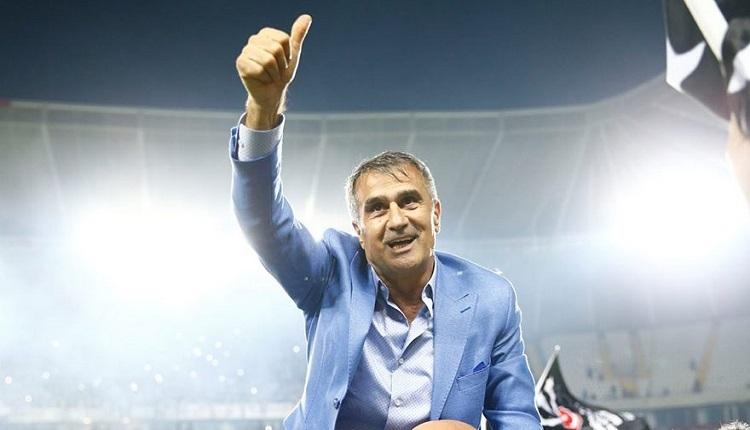 Beşiktaş'ın Fenerbahçe derbisi 11'i belli oldu! Şenol Güneş...