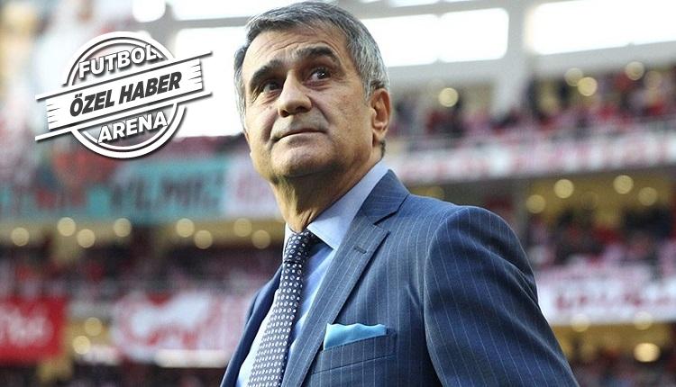 Beşiktaş'ın Fenerbahçe derbisi 11'i! Şenol Güneş'ten rotasyon