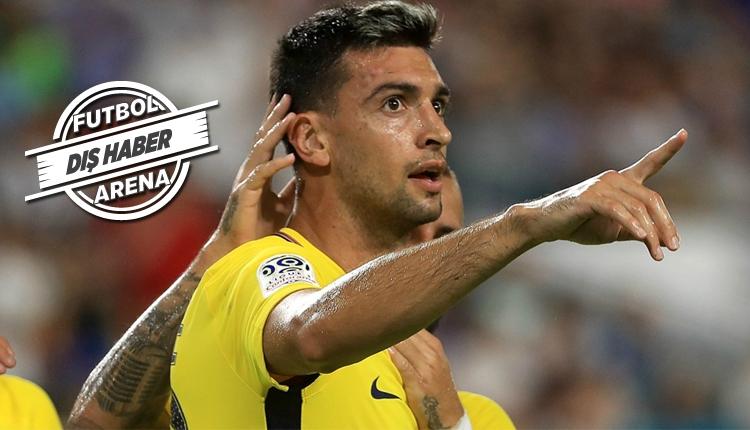 Beşiktaş'ın gözdesi Pastore'den transfer için flaş itiraf