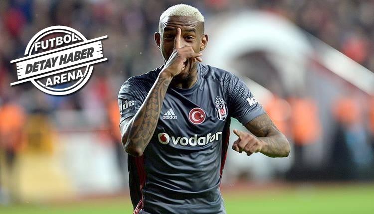 Beşiktaş'ın kozu Talisca! Brezilyalı şans getiriyor