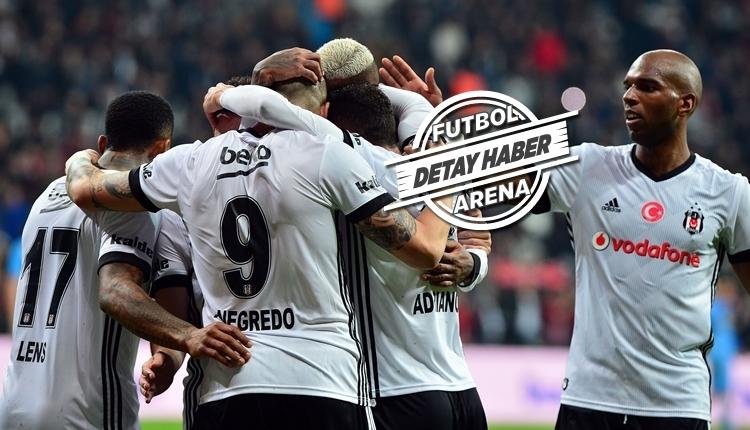 Beşiktaş'ın ligdeki 2 aylık hasreti bitti