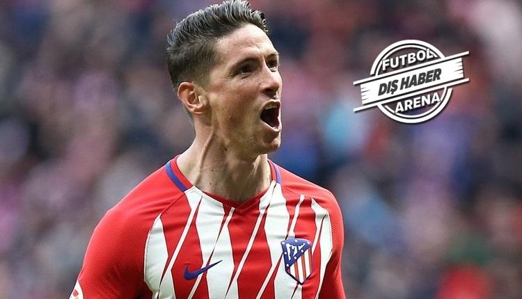 Beşiktaş'ın transfer gözdesi Fernando Torres takımdan ayrılıyor
