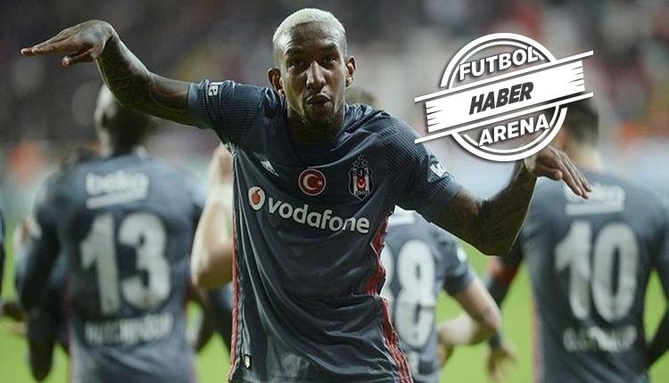 Beşiktaş'ın yıldızı Anderson Talisca 2018'e damga vuruyor! (Talisca'nın bu sezonki golleri)