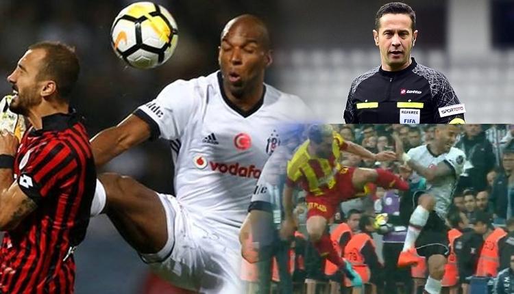 Beşiktaş'tan Halis Özkahya'ya Babel ve Murat Yıldırım tepkisi