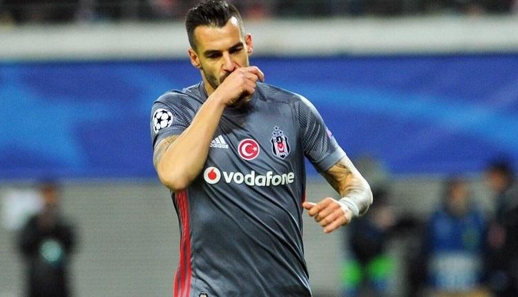 BJK Haberleri: Negredo'dan Fenerbahçe'ye gönderme