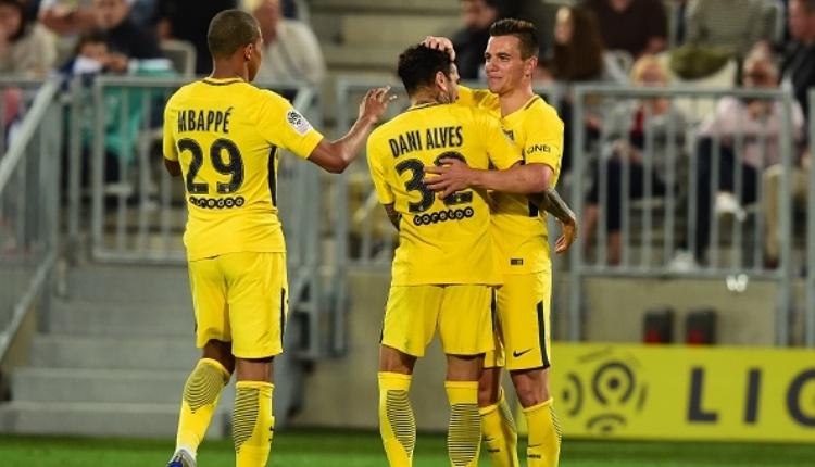 Bordeaux 0-1 PSG maç özeti ve golleri İZLE