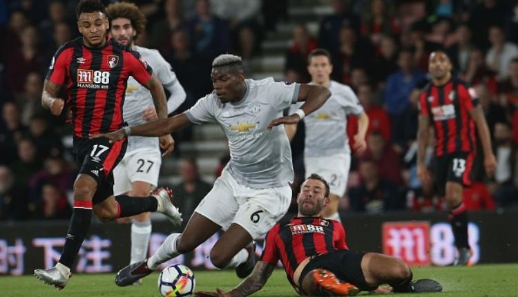 Bournemouth 0-2 Manchester United maç özeti ve golleri İZLE
