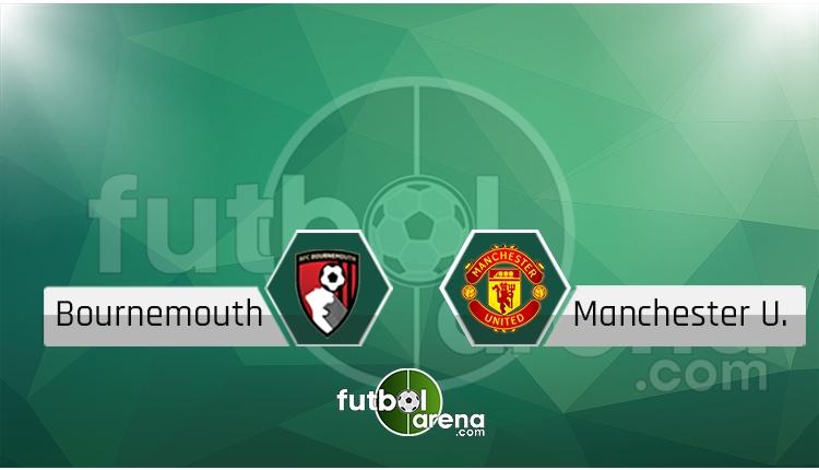 Bournemouth - Manchester United S Sport canlı ve şifresiz izle