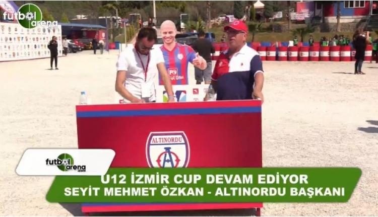 Seyit Mehmet Özkan, FutbolArena'ya konuştu! 'Bu sene Süper Lig'e çıkmak istemiyorum'
