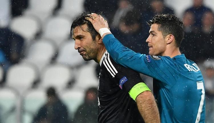 Buffon: ''Cristiano Ronaldo sıradışı''