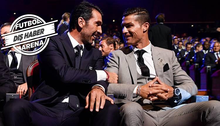 Buffon'dan itiraf: 'Ronaldo'yu düşündükçe uyuyamıyorum'