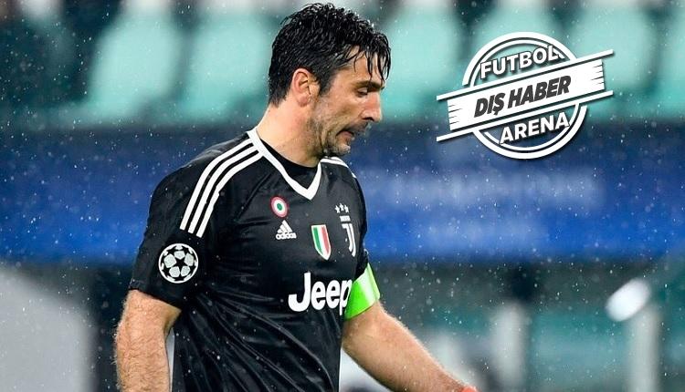 Buffon'dan kırmızı kart açıklaması! (Real Madrid 1-3 Juventus maç özeti ve golleri İZLE)