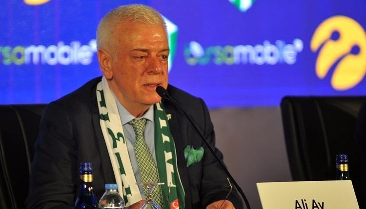 Bursaspor bilet fiyatlarını 5 TL'ye düşürdü