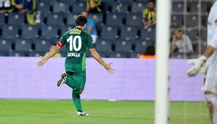 Pablo Batalla Bursaspor'dan ayrılacak mı? Kararını verdi
