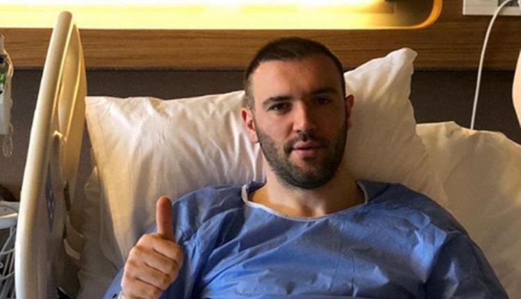 Bursasporlu Serdar Kurtuluş'tan ameliyat sonrası duygusal mesaj