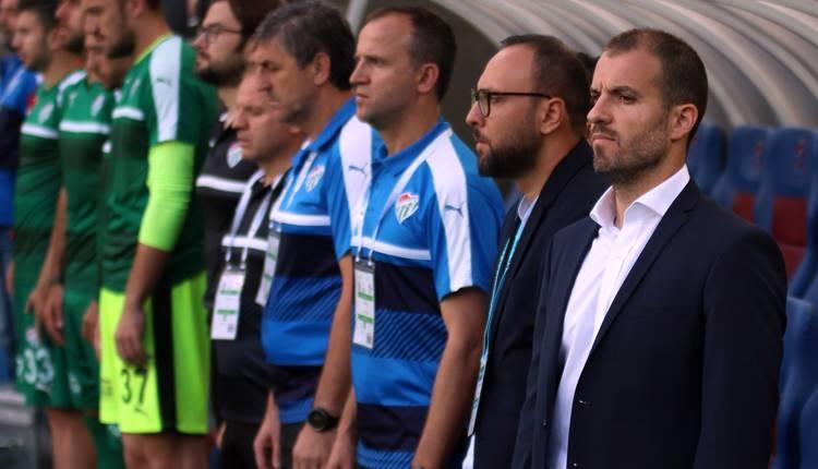 Bursaspor'un yeni teknik direktörü Mustafa Er kimdir?