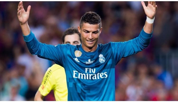 Cristiano Ronaldo rekorlarına bir yenisini daha ekledi