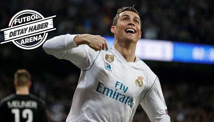 Cristiano Ronaldo Şampiyonlar Ligi zirvesinde! (Bayern Münih - Real Madrid canlı izle)