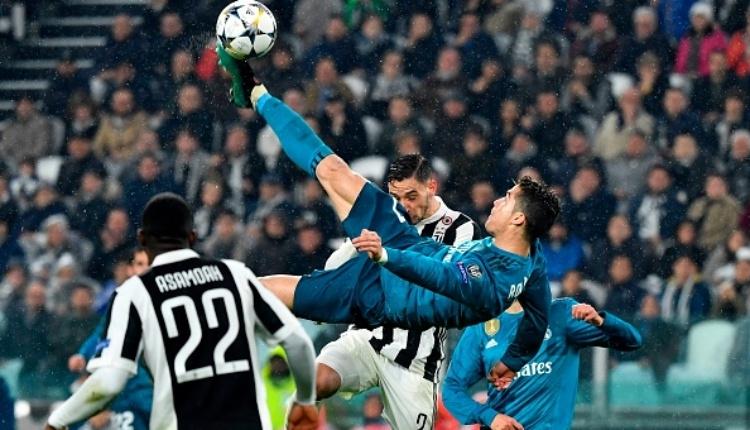 Cristiano Ronaldo'nun Juventus'a rövaşata golünü İZLE